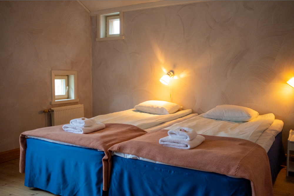 Hotell rum Brudhäll