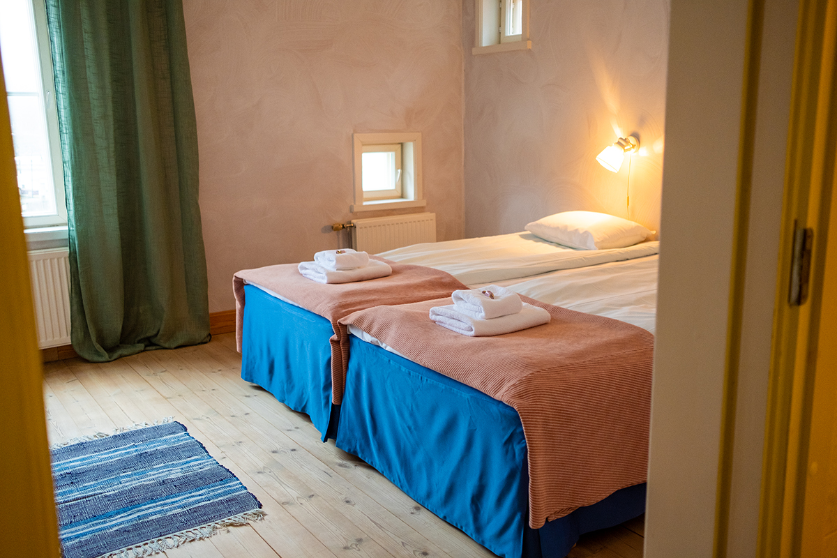 Hotell rum på Brudhäll