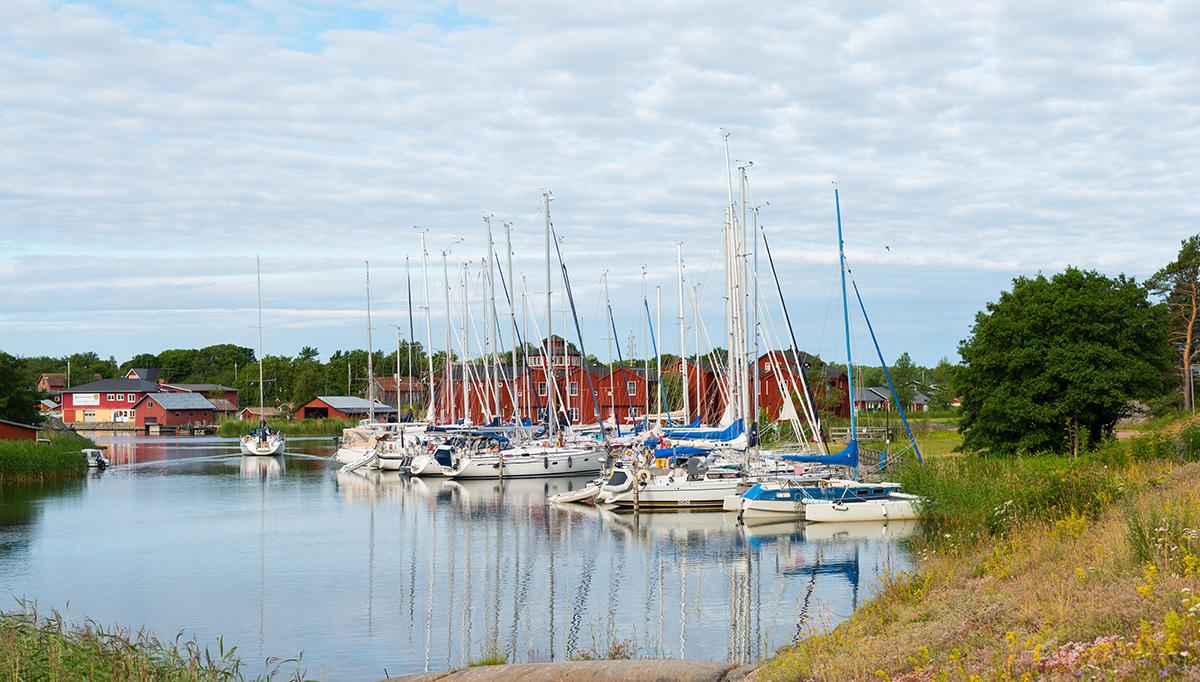 Gästhamn på Kökar, Åland