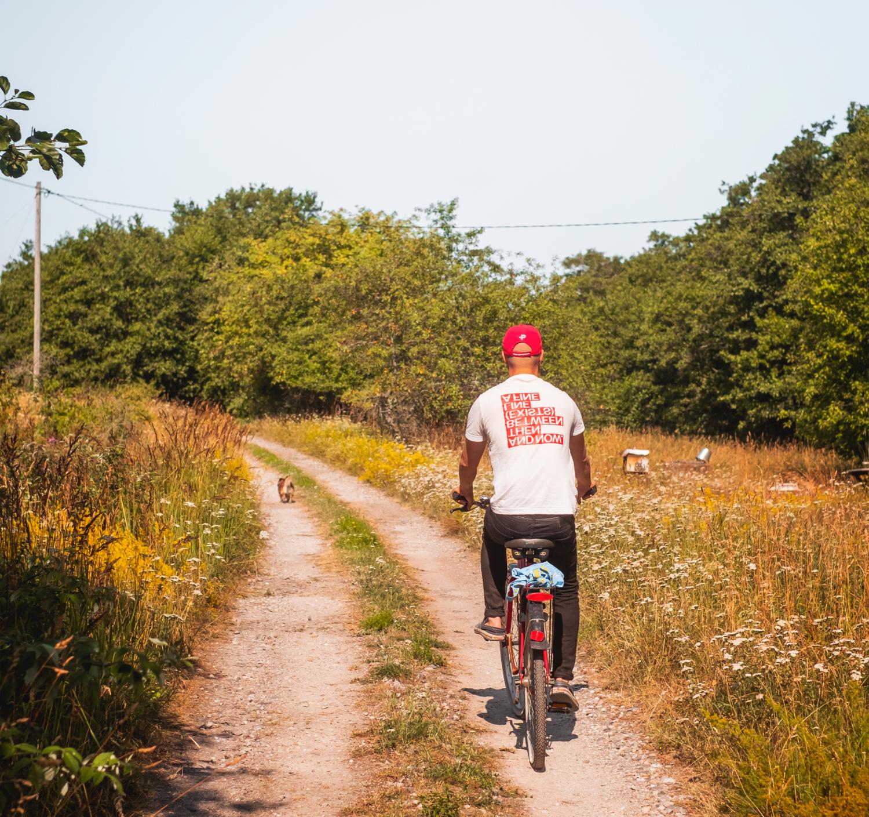 Cykla till Kökar