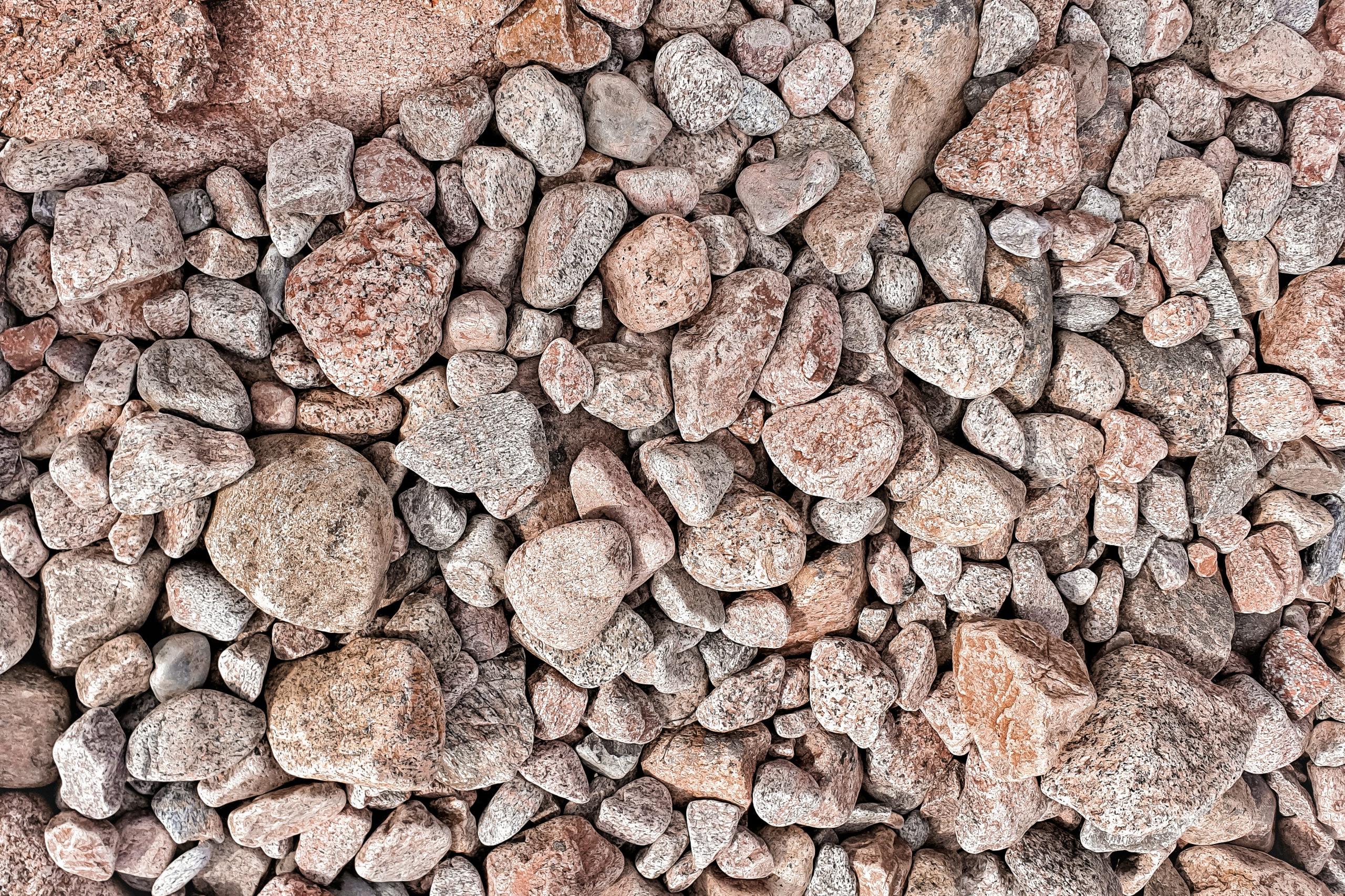Källskär stenar